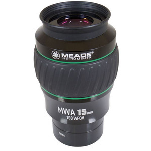 "Meade Okular Series 5000 MWA 15mm 2"""