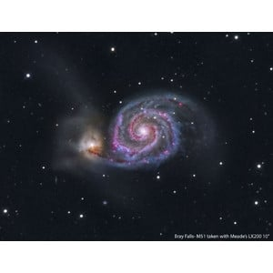 Meade Teleskop ACF-SC 254/2500 UHTC LX200 OTA