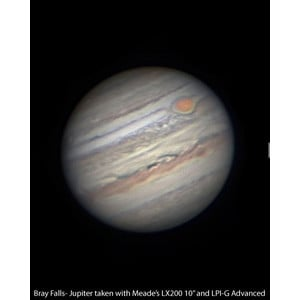 Meade Telescope ACF-SC 254/2500 UHTC LX200 GoTo without Tripod