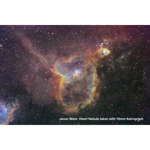 Meade Telescopio AP 70/350 Series 6000 Astrograph LX85 GoTo