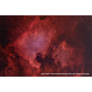Meade Teleskop AP 70/350 Series 6000 Astrograph OTA