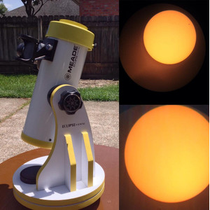 Meade Dobson telescope N 82/300 EclipseView DOB