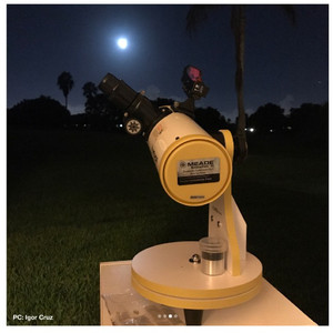 Meade Dobson Teleskop N 82/300 EclipseView DOB