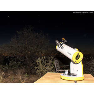 Meade Dobson telescope N 114/450 EclipseView DOB
