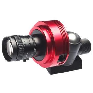 ASToptics Guidescope Kit di guida ultraleggero f/3.5 per fotocamere ASI