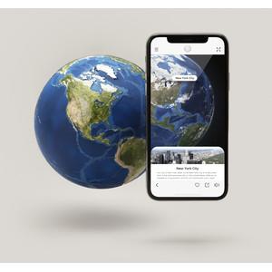 AstroReality Reliefglobus EARTH