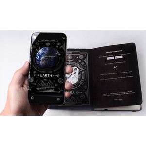 AstroReality EARTH AR notebook