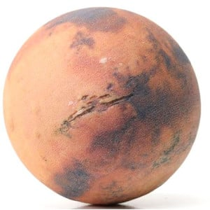 AstroReality Globo con sollievo MARS Classic