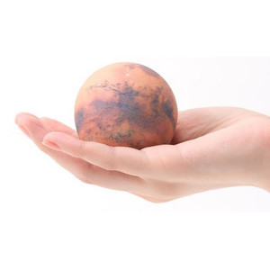 Globe à relief AstroReality MARS Classic