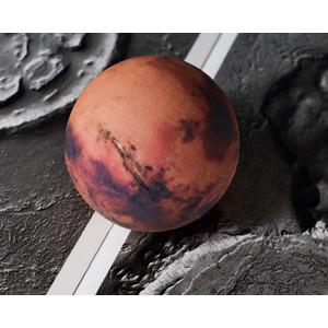 AstroReality Raised relief globe MARS Classic