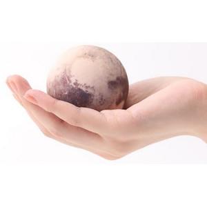 AstroReality Raised relief globe PLUTO Classic
