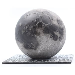 AstroReality Raised relief globe LUNAR Regular