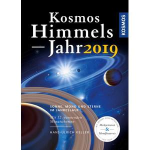 Kosmos Verlag Jahrbuch Himmelsjahr 2019