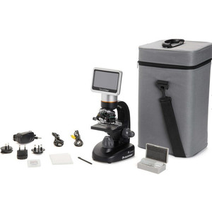 Celestron Mikroskop TetraView, Touch Screen, 40-400x