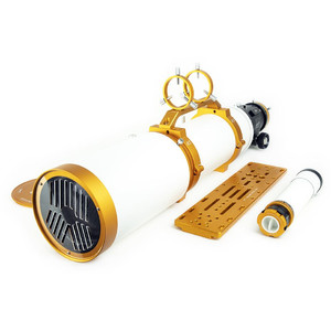 William Optics Refractor apocromático AP 126/970 ZenithStar 126 Gold OTA