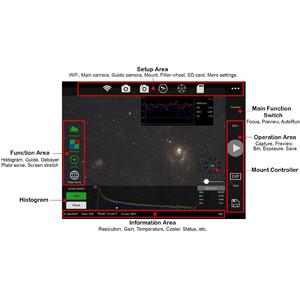 ZWO Ordenador astrofotográfico ASIAIR PRO