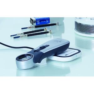 Schweizer Magnifying glass Tech-Line Induktion, 4500K, 10x,Ø22,8mm, aplanatisch