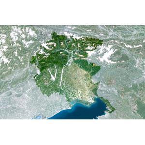 Planet Observer Mappa Regionale Regione Friuli Venezia Giulia