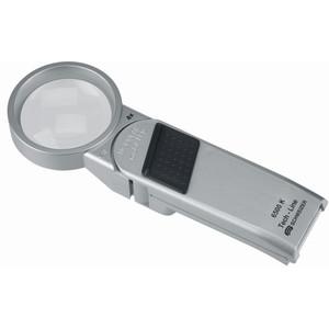 Schweizer Magnifying glass Lupe Tech-Line MODULAR 4x/Ø55mm, asphärisch, 2700K
