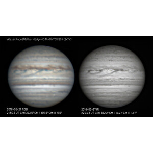 Astronomik Filtro ProPlanet 742 Clip-Filter EOS R XL