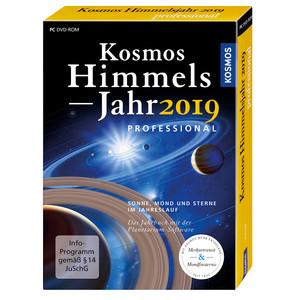 Kosmos Verlag Jahrbuch Himmelsjahr 2019 Professional