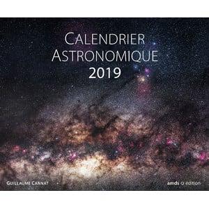 Calendrier Amds édition  astronomique 2019