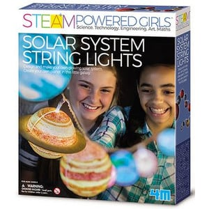 HCM Kinzel Solar System String Lights