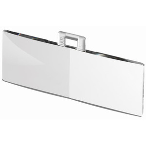 Schweizer Magnifying glass Basic-Line RIDO-CLIP mit Linsenteil, 2,75x, 7D, 125mm w.d.