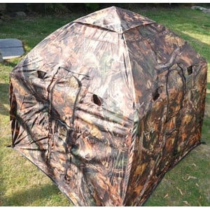 Stealth Gear Tente Extreme Wildlife Quick Snoot Hide Extendable