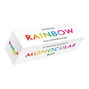 Levenhuk Monocular Monokular Rainbow 8x25 Blue