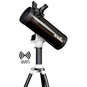 Skywatcher Telescopio N 114/500 SkyHawk 1145PS AZ-GTe GoTo WiFi