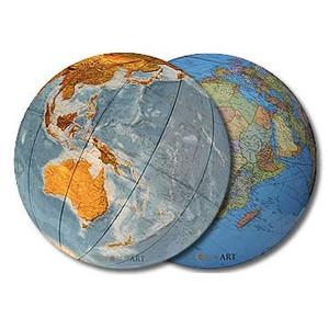 Columbus Globus Duo 34cm OID Edelstahl matt