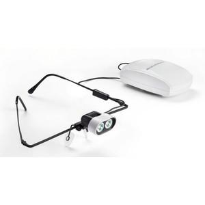 Eschenbach Lente d`Ingrandimento headlight LED mit Tragesystem