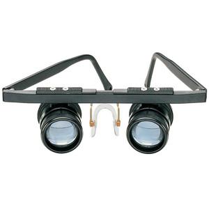 Eschenbach Magnifying glass teleMED, Fernrohrbrille, 4.0X, bino