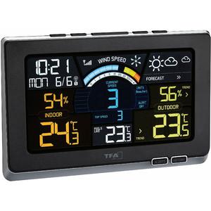 TFA Wireless Stazione Meteo Spring Breeze con anemometro
