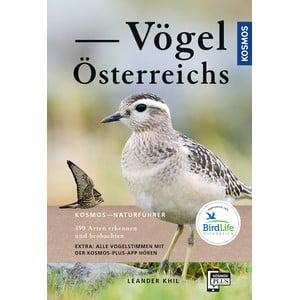 Kosmos Verlag Vögel Österreichs