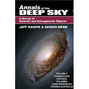 Willmann-Bell Buch Annals of the Deep Sky Volume 6