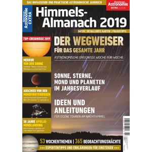 Oculum Verlag Jahrbuch Abenteuer Astronomie EXTRA Himmels-Almanach 2019
