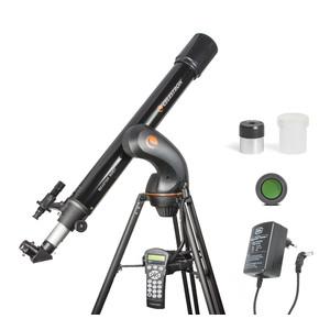 Celestron Telescopio AC 90/910 NexStar 90 GT set Luna e pianeti