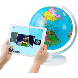 Oregon Scientific Globo per Bambini Smart Globe Air 28cm