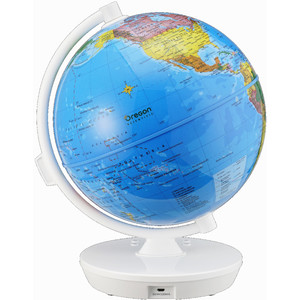 Oregon Scientific Kinderglobus Smart Globe Mythos