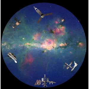 astrial Disc for the Sega Homestar Planetarium - Space Exploration