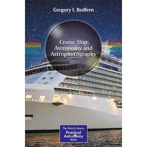 Springer Libro Cruise Ship Astronomy and Astrophotography