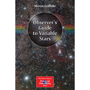 Springer Book Observer's Guide to Variable Stars