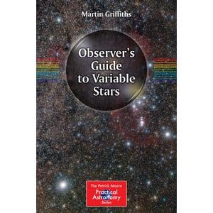 Springer Libro Observer's Guide to Variable Stars