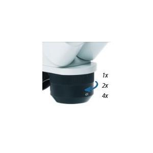 Euromex Microscopio estereo Stereomikroskop ED.1802-S, EduBlue 1x/2x/4x