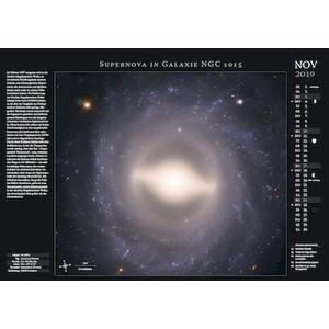 Astronomie-Verlag Weltraum-Kalender 2019