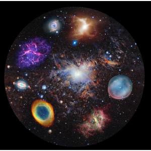 astrial Disco per Homestar Pro Planetarium Nebulose