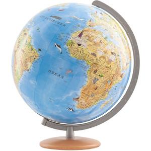 Columbus Kinderglobus Unsere Erde inkl. Entdeckerstift 34cm