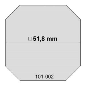 euro EMC Ersatzfolie für Sonnenfilter Größe 1B